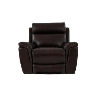 Bronco Leather Power Recliner