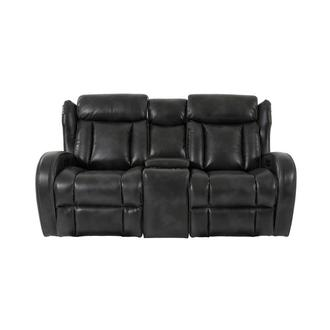 Pronto Power Reclining Sofa w/Console