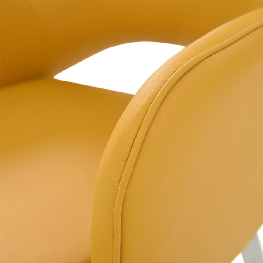 Finley Yellow Side Chair  alternate image, 6 of 6 images.