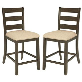 Odell Set of 2 Bar Stool