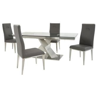 Knox/Gavin Gray 5-Piece Dining Set