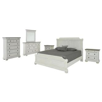 Willow 6-Piece Queen Bedroom Set