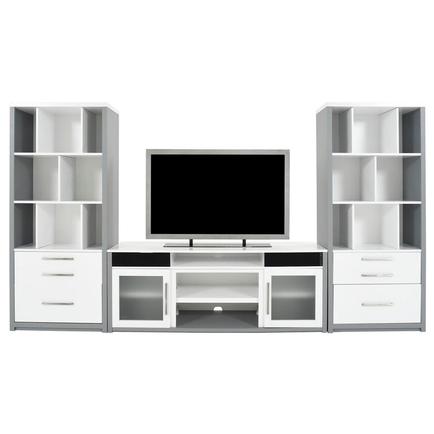 Ashford Wall Unit w/Speakers  main image, 1 of 10 images.