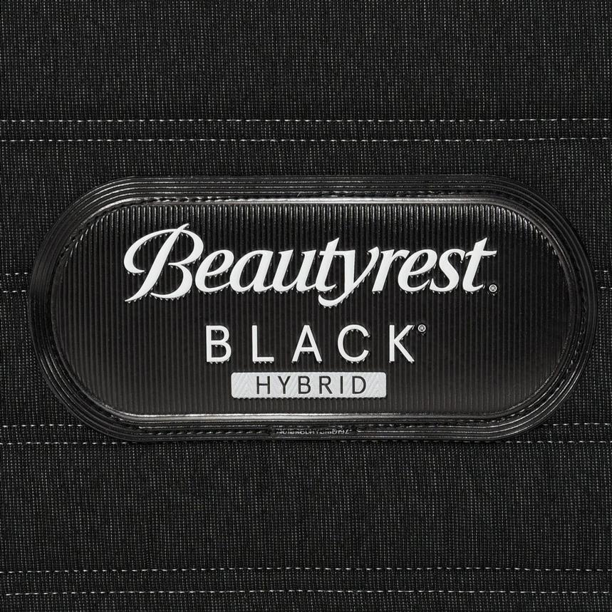 BRB-X-Class Hybrid Firm Queen Mattress by Simmons Beautyrest Black Hybrid  alternate image, 4 of 4 images.