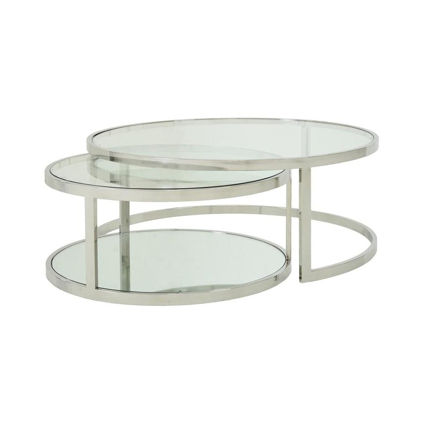 Dahlia Nesting Tables Set of 2  main image, 1 of 7 images.