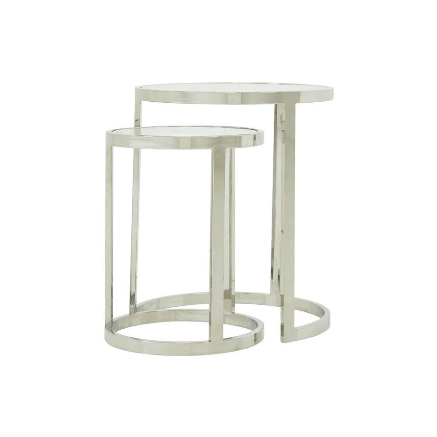 Dahlia Nesting Tables Set of 2  main image, 1 of 8 images.