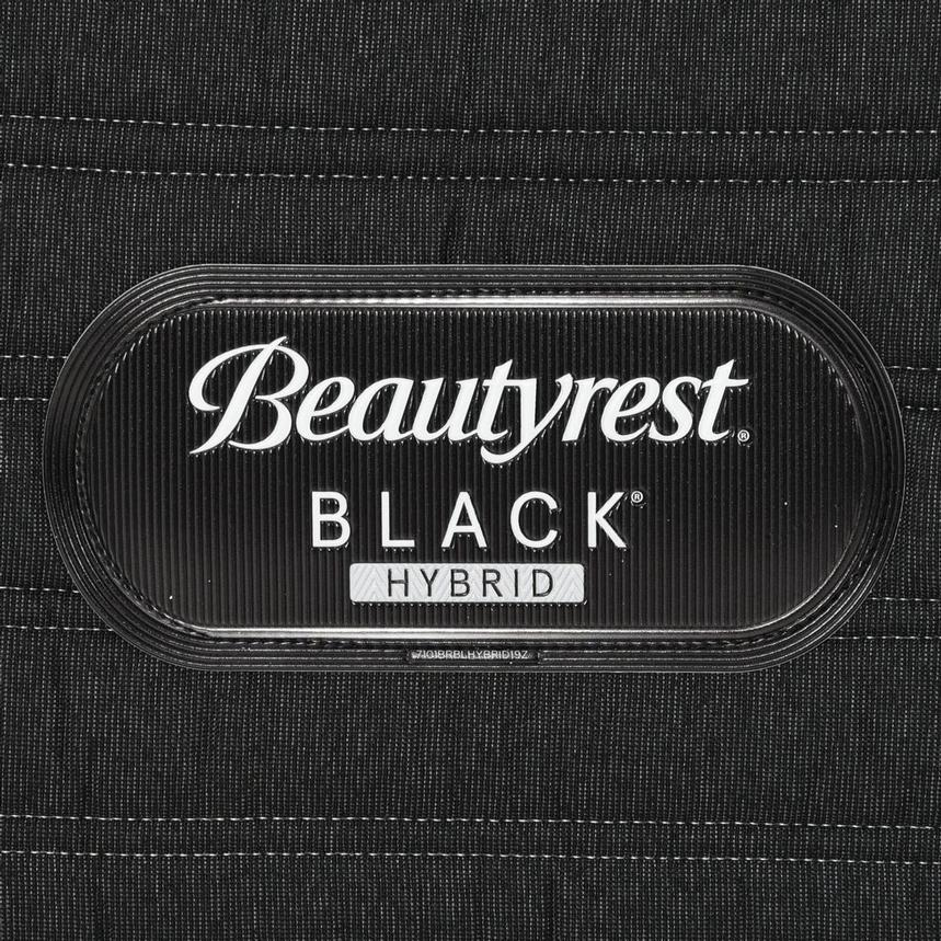 BRB-X-Class Hybrid Plush Queen Mattress by Simmons Beautyrest Black Hybrid  alternate image, 4 of 4 images.