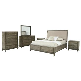 Raquel 6-Piece King Bedroom Set