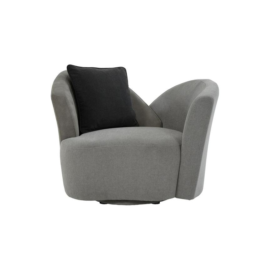Shantel Swivel Accent Chair  main image, 1 of 8 images.