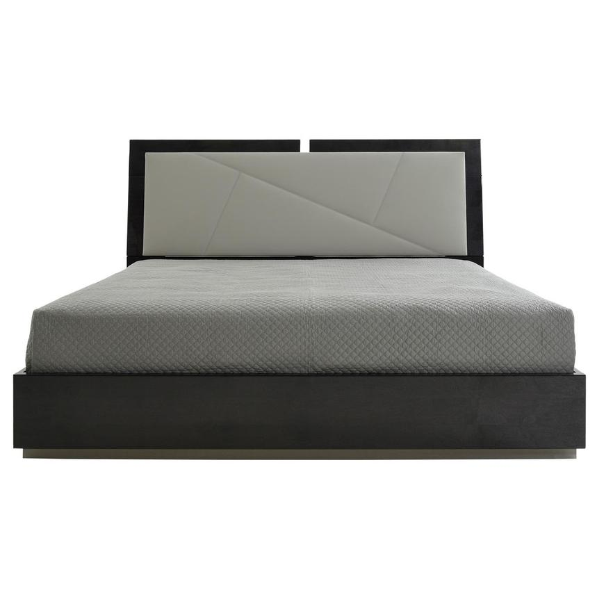 Monza Queen Platform Bed  alternate image, 4 of 7 images.