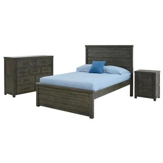 Fortress 3-Piece Twin Bedroom Set
