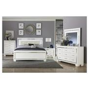 Mia 4-Piece Queen Bedroom Set  alternate image, 2 of 6 images.