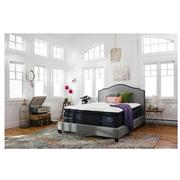 Cassatt-EPT Queen Mattress w/Low Foundation by Stearns & Foster  alternate image, 2 of 6 images.