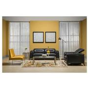 Anabel Gray Leather Power Reclining Sectional  alternate image, 2 of 15 images.