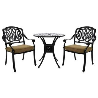 Flagstaff 3-Piece Bistro Set