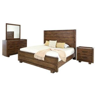 Aspen 4-Piece Queen Bedroom Set