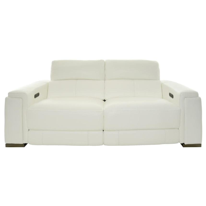 Charlette Leather Power Reclining Sofa  main image, 1 of 13 images.