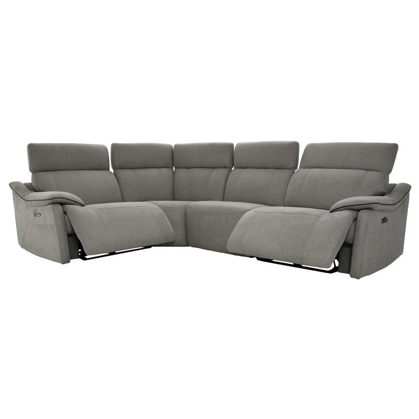 Dallas Power Reclining Sectional  alternate image, 2 of 9 images.