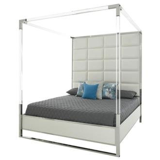 State Street King Canopy Bed