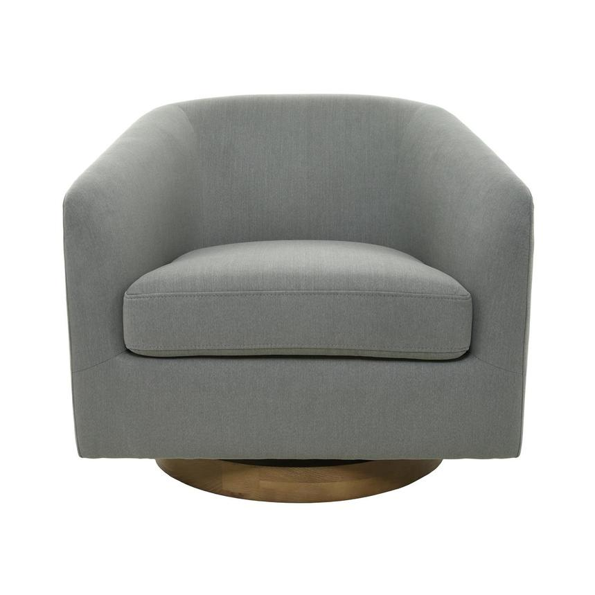 Aiden Swivel Accent Chair  main image, 1 of 9 images.