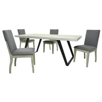 Aspen Court II 5-Piece Dining Set