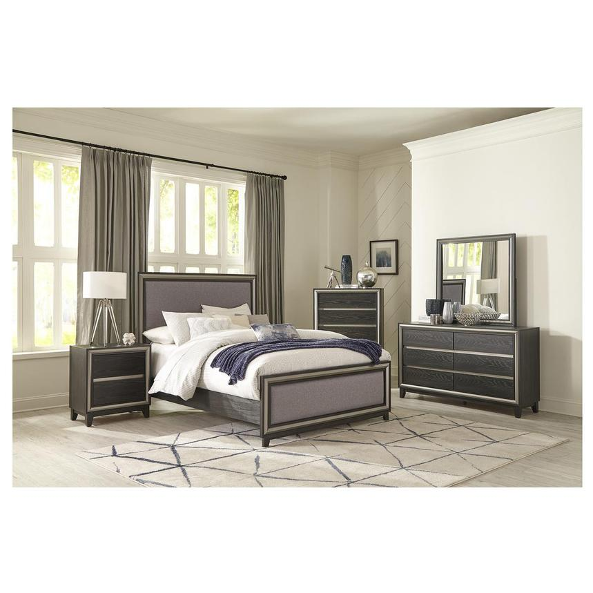 Oxford 4-Piece King Bedroom Set  alternate image, 2 of 6 images.