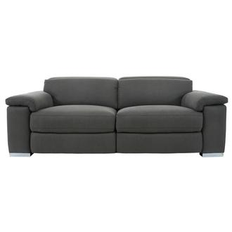 Karly Dark Gray Power Reclining Sofa
