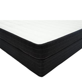 Daria Queen Mattress w/Regular Foundation by Palm