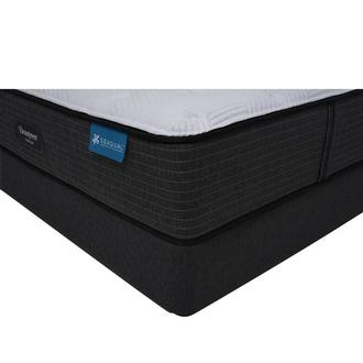 Harmony Maui-Med Firm Queen Mattress w/Regular Foundation Beautyrest by Simmons