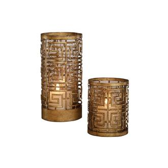 Marcela Set of 2 Candle Holders