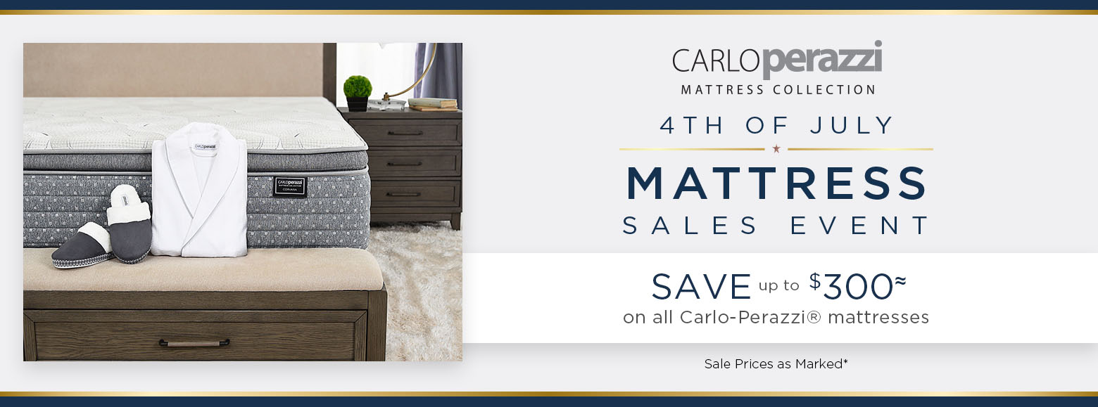 4th of july mattress sales event. save up 900.