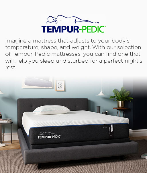 Colchones Tempur Outlet.Mattresses Tempur Pedic El Dorado Furniture