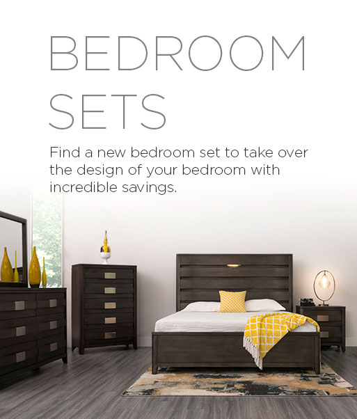 Beds & Bedrooms - Bedroom Sets | El Dorado Furniture