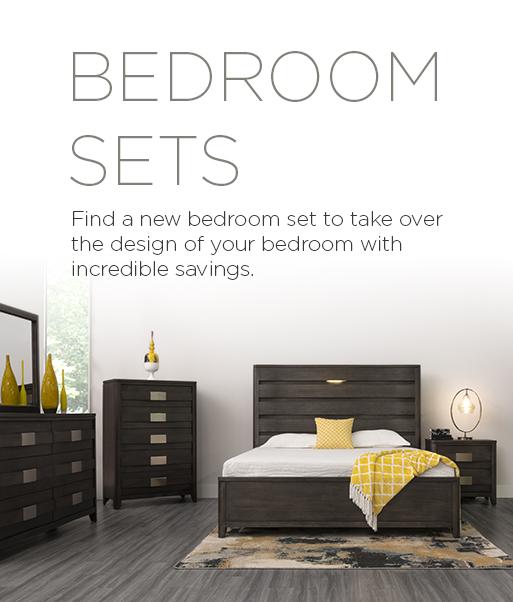 Beds & Bedrooms - Bedroom Sets | El Dorado Furniture