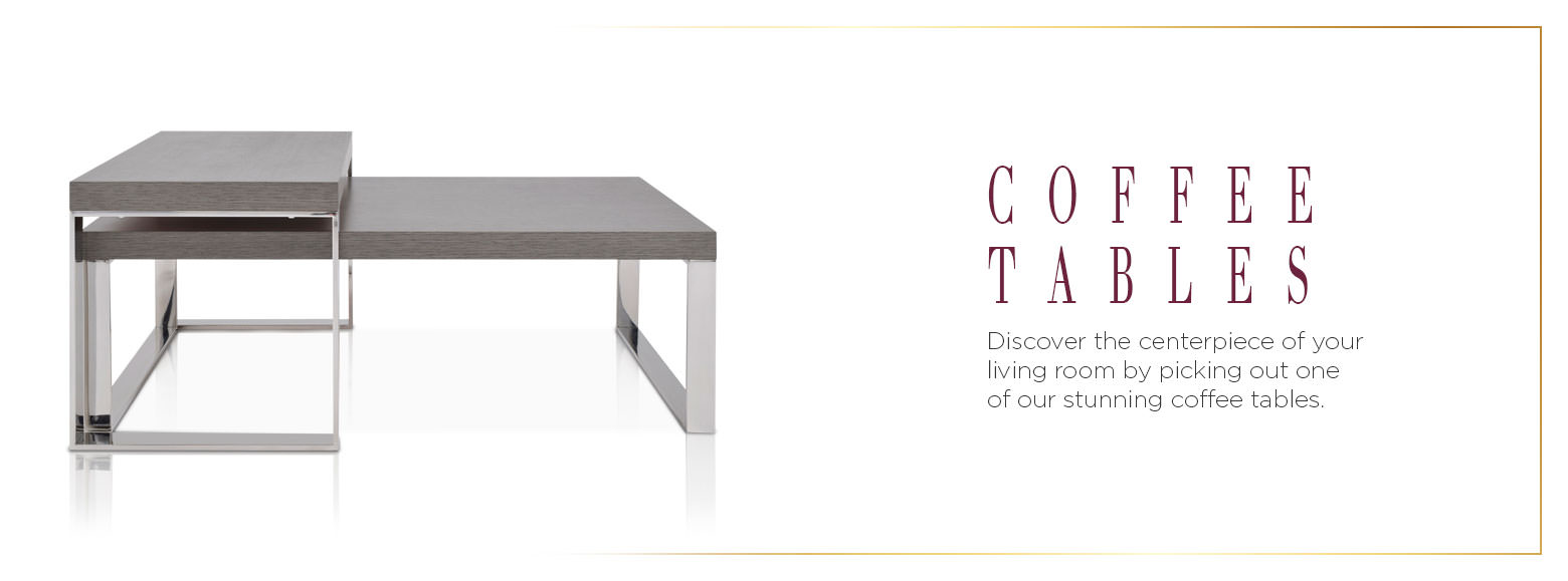 Coffee Tables Discover The Centerpiece Of Your Living Room By Picking Out One Our