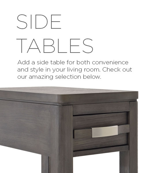 Living Rooms - Side Tables | El Dorado Furniture
