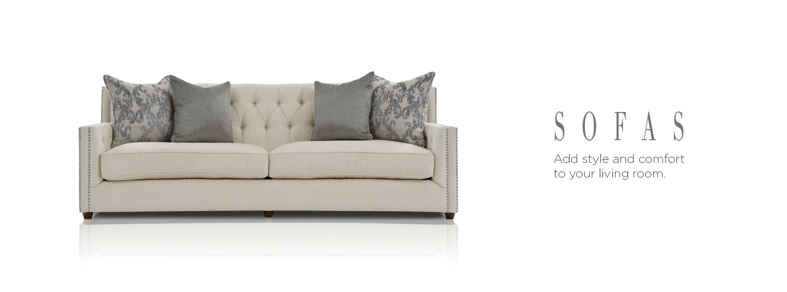 Living Rooms - Sofas | El Dorado Furniture