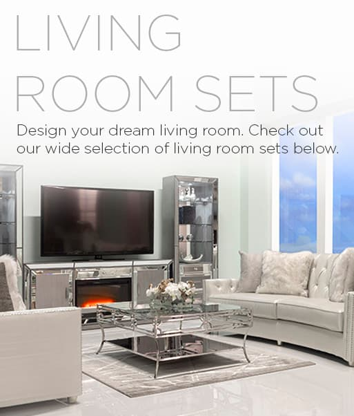 Living Rooms - Living Room Sets | El Dorado Furniture