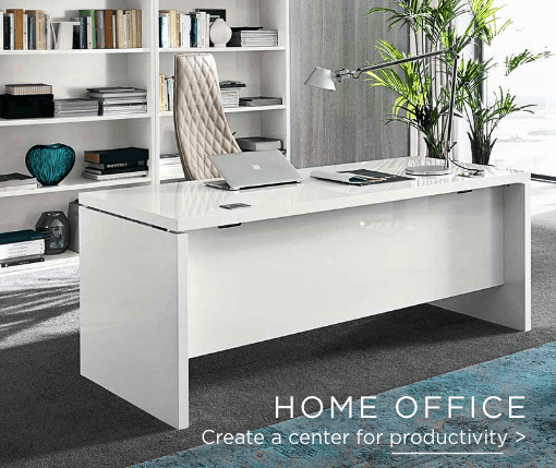 Home Office. Create a center for productivity.
