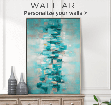 Wall art. Personalize your walls.