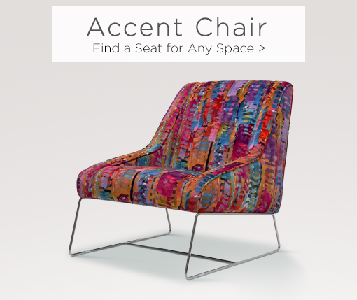 Accent Chair Find a Seat for Any Space