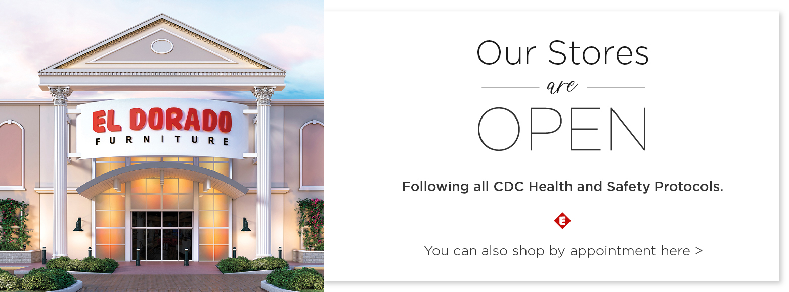 Our stores are open. Following all CDC Health and Safety Protocols. You can also shop by appointments here.