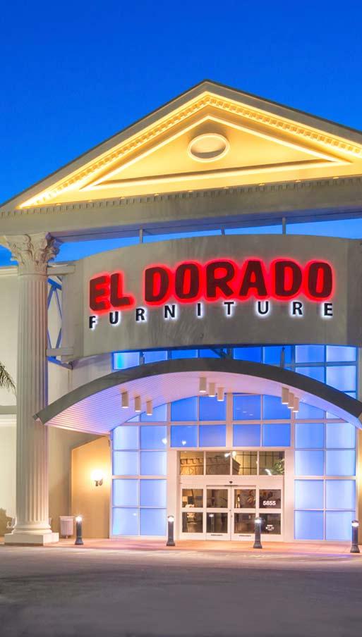 our stores | el dorado furniture